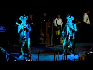 Alborada del inka – Olvido sus Dolores