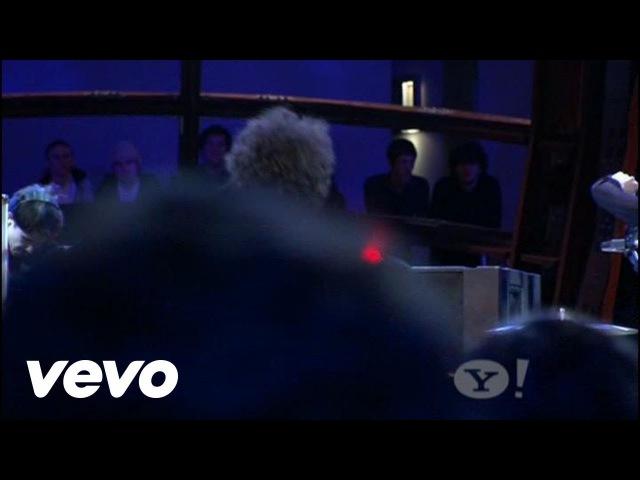 The Mars Volta Viscera Eyes Yahoo Live Sets