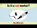 English Pattern Practice for ESL (Is it ~? Yes, it is. No, it's not.) by ELF Learning