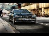 Совершенно новый BMW 7 серии 2016 в кузове G11/G12: официальное видео