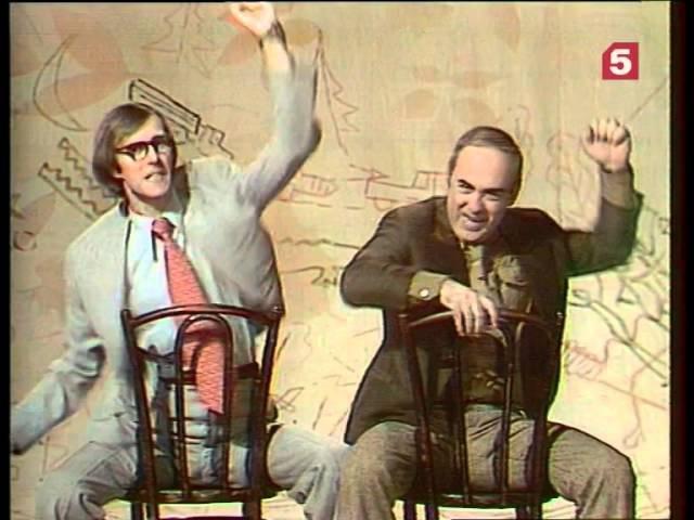 Как папа был маленьким, телеспектакль. ЛенТВ, 1979 г.