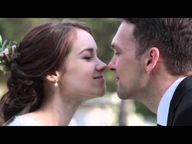 22 08 2015 Ярослав и Ольга Свадебный ролик