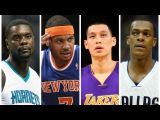 Top 10 Overrated NBA Players of 2014 - 2015 Season