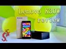 Lenovo K3 (K30W) Music Lemon review. Лимонный позитив.