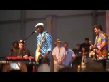 Buddy Guy and Tab Benoit @ Jazzfest 2015