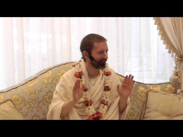 Шри Прем Прайоджан Прабху Жизнь и учение Шрилы Бхактисиддханты Сарасвати Тхакура Москва 28 02 2016