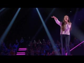 Kaity Dunstan Sings Brand New Key_ The Voice Australia Season 2