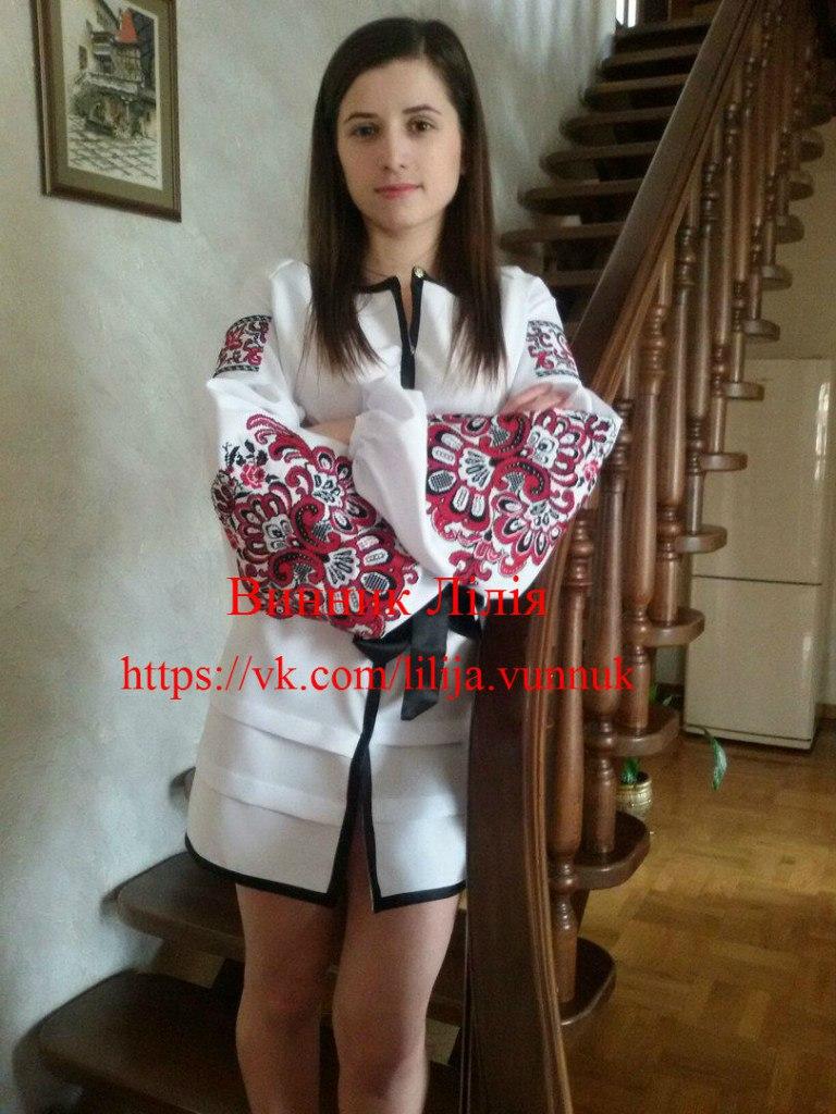 Вишиті плаття-бохо Сучасна вишиванка Віта Кін Вишите плаття бохо – 339  фотографий  ebf1ca07fea12
