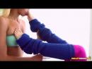 Zoey Monroe, Charlotte Stokely [HD 720, lesbian]