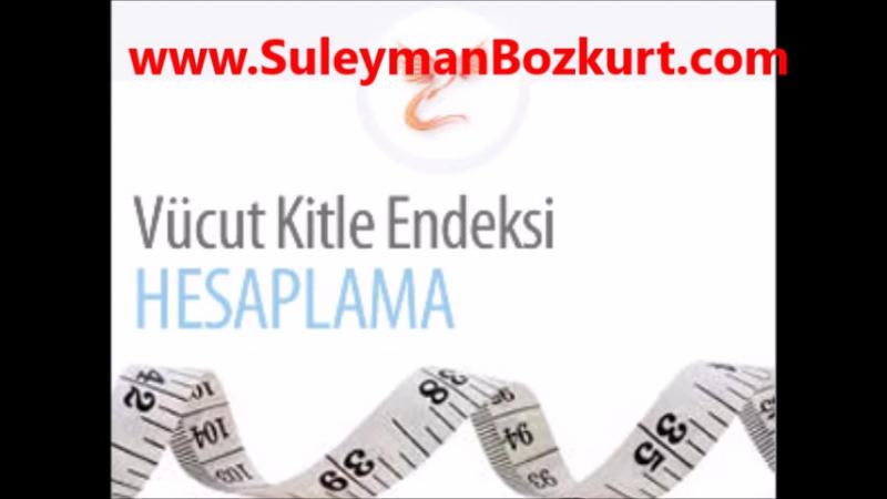 Obezite Tedavisi | SuleymanBozkurt.com