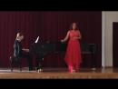 Беллини ария Амины из оперы Сомнамбула