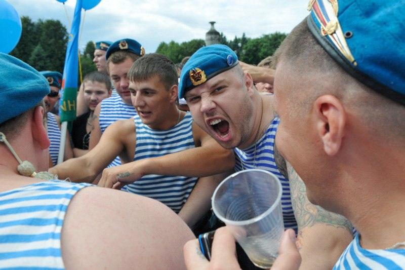 День ВДВ в Ростовской области прошел без особых происшествий на водоемах области