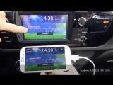 Функции смартфона в магнитоле автомобиля. MirrorLink на мультимедийном устройстве Toyota Touch 2