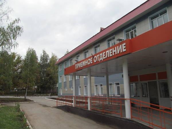 Капремонт больницы в Бавлах обошелся в 70 млн рублей