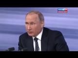 Путин о ЖКХ Большая пресс-конференция президента РФ Владимира Путина 17 декабря 2015
