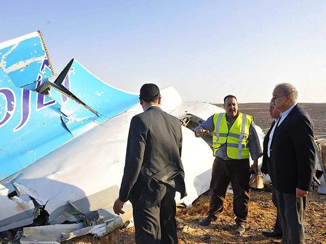В Госдуме хотят проверить весь авиапарк России после катастрофы на Синае
