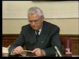 staroetv.su / Интервью президента Украины Леонида Кравчука (1-й канал Останкино, август 1993)