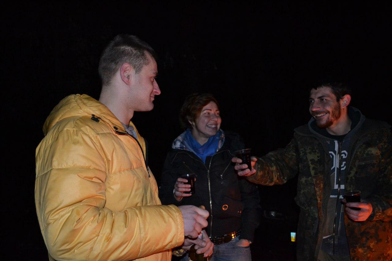 23-24.11.15 г. Ночь в лесу. Елена Руденко ( 57 фото) FcwsHjEMyXY