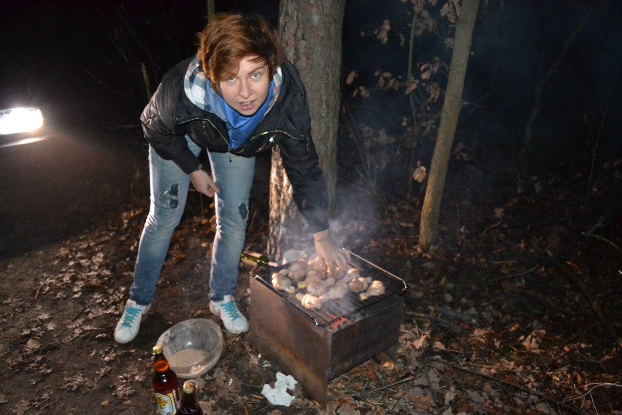 23-24.11.15 г. Ночь в лесу. Елена Руденко ( 57 фото) LvxrRPcZe_M