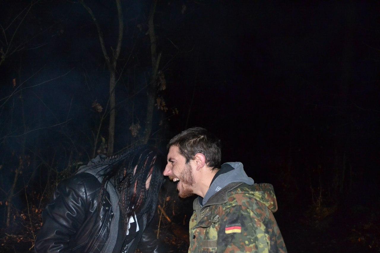 23-24.11.15 г. Ночь в лесу. Елена Руденко ( 57 фото) RlwxnFHaApI