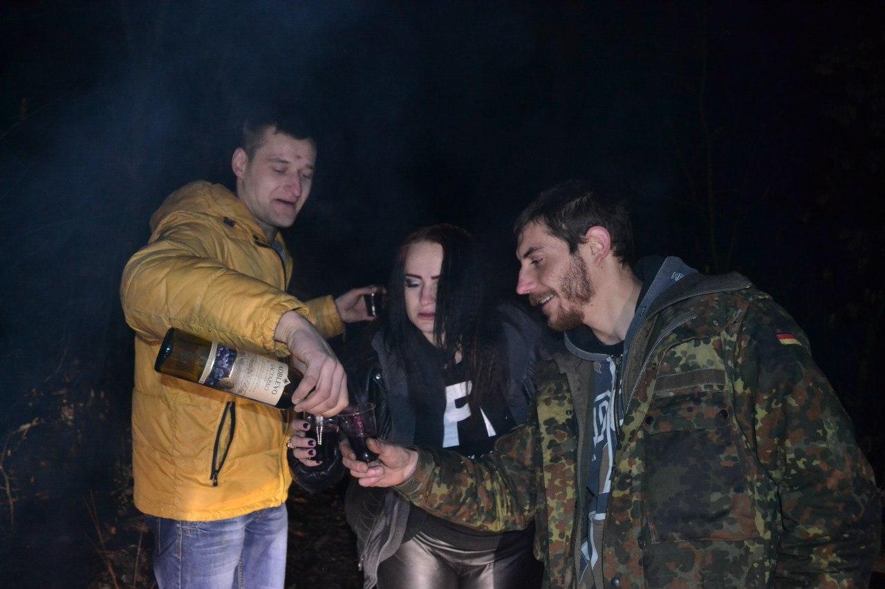 23-24.11.15 г. Ночь в лесу. Елена Руденко ( 57 фото) JeAgeZ3bVP0