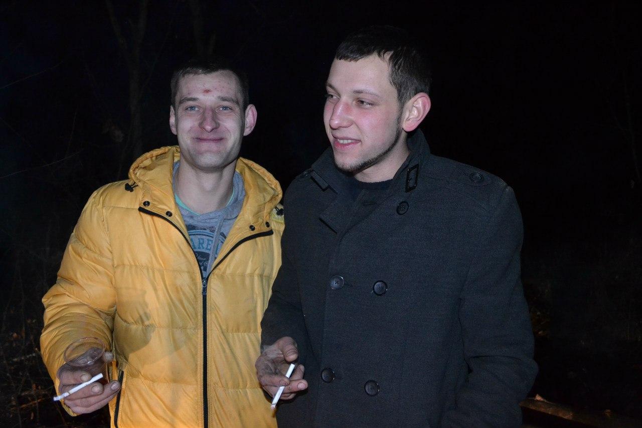 23-24.11.15 г. Ночь в лесу. Елена Руденко ( 57 фото) REqDKgLZesc