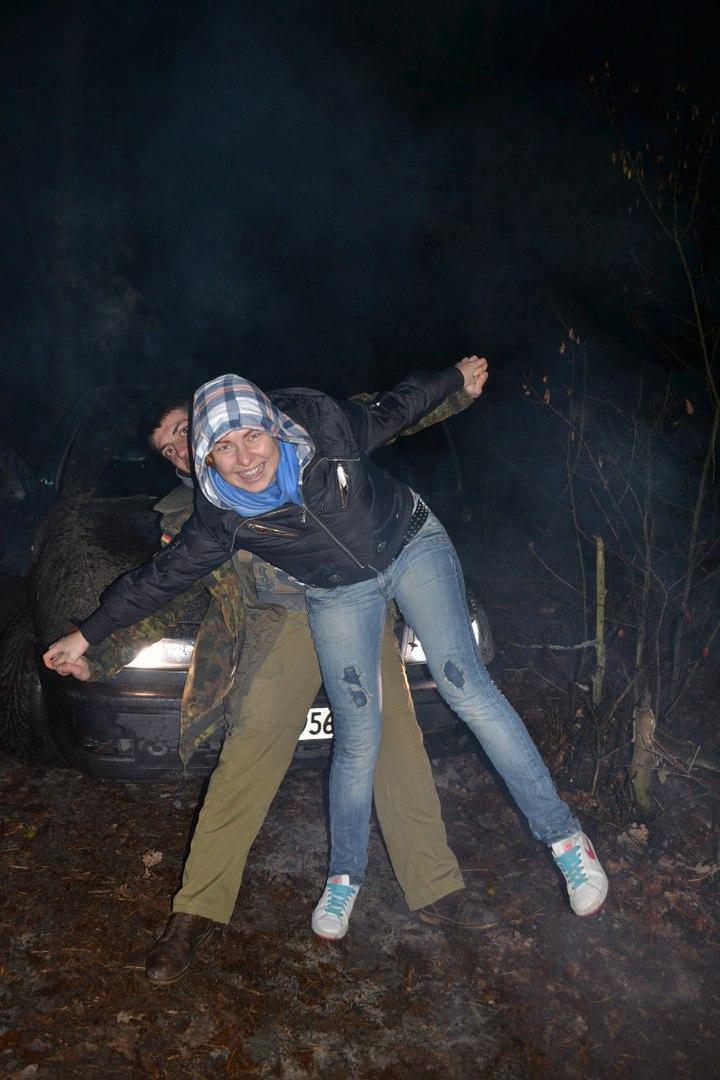 23-24.11.15 г. Ночь в лесу. Елена Руденко ( 57 фото) ZUYyrAjhFLk