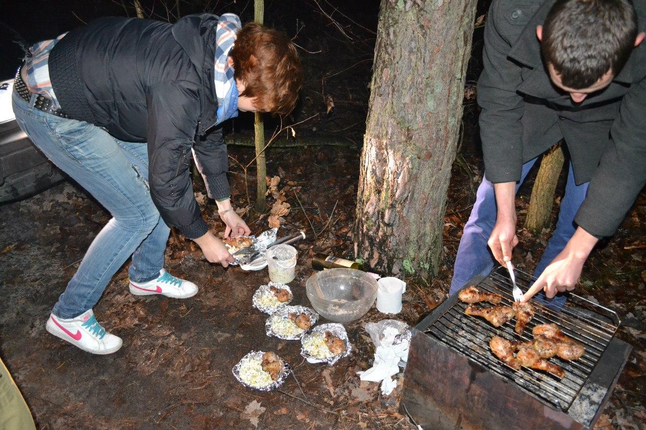 23-24.11.15 г. Ночь в лесу. Елена Руденко ( 57 фото) 7UZXebLlxIM