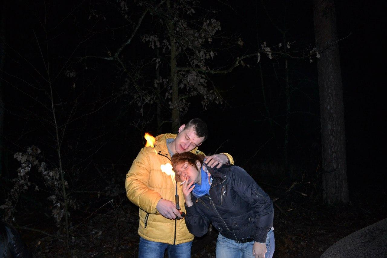23-24.11.15 г. Ночь в лесу. Елена Руденко ( 57 фото) QoZU4yxtVi0