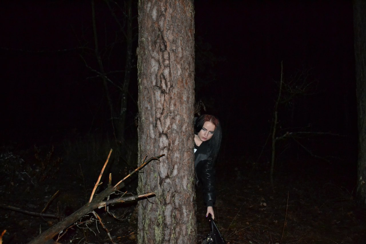 23-24.11.15 г. Ночь в лесу. Елена Руденко ( 57 фото) Iz3uTNkOaQ4