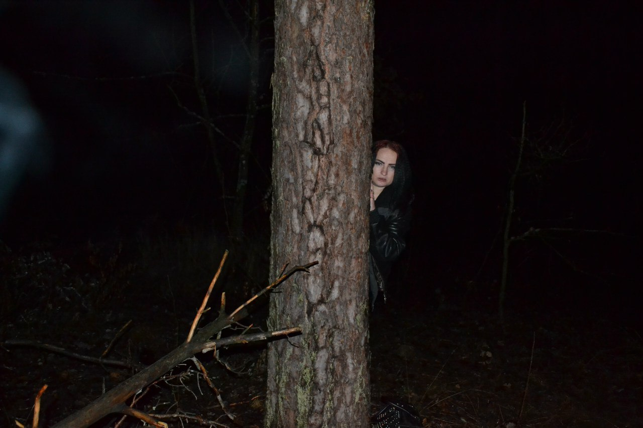 23-24.11.15 г. Ночь в лесу. Елена Руденко ( 57 фото) HvQnxy15rjo