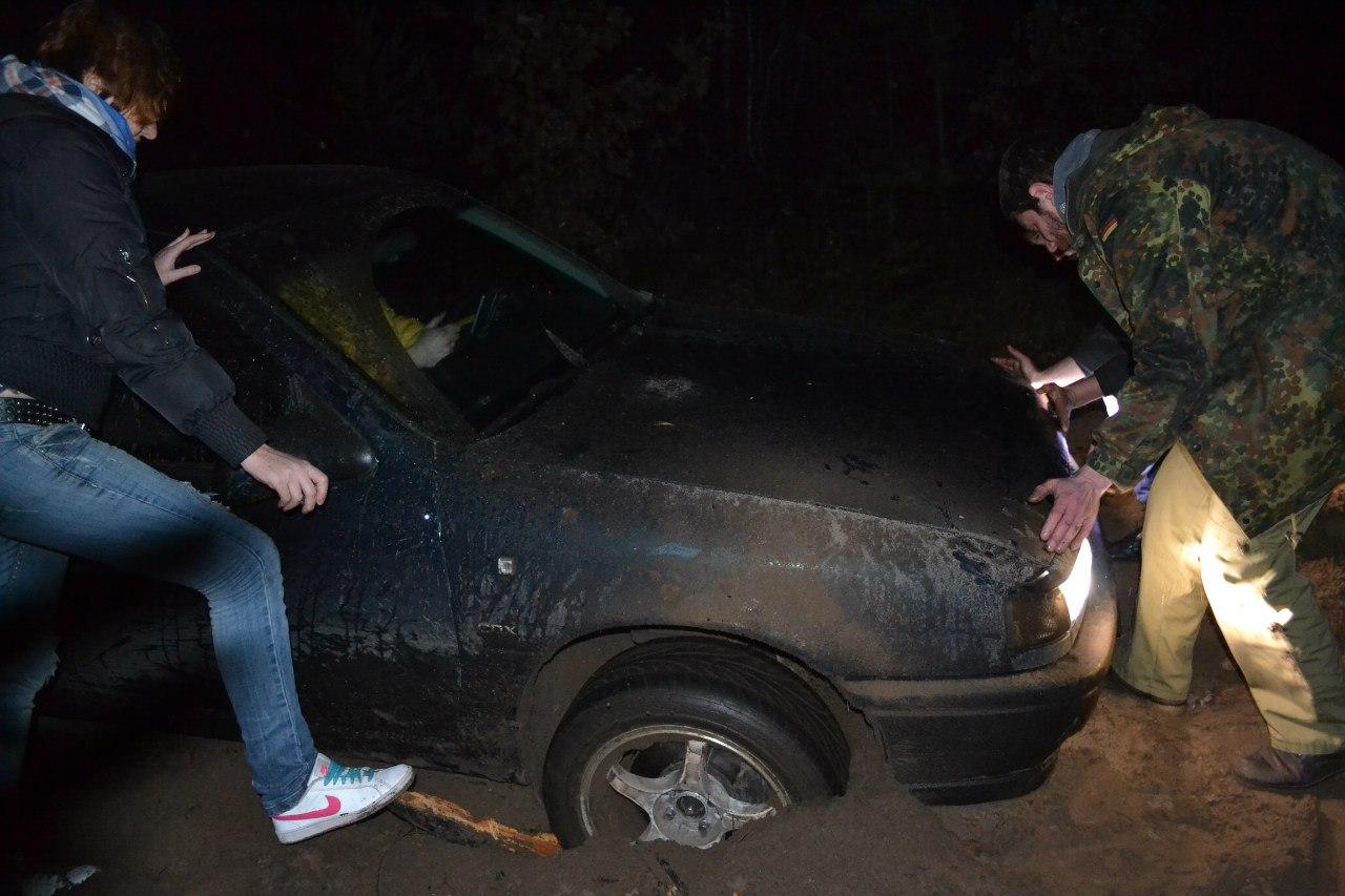 23-24.11.15 г. Ночь в лесу. Елена Руденко ( 57 фото) IsNn_c39upI