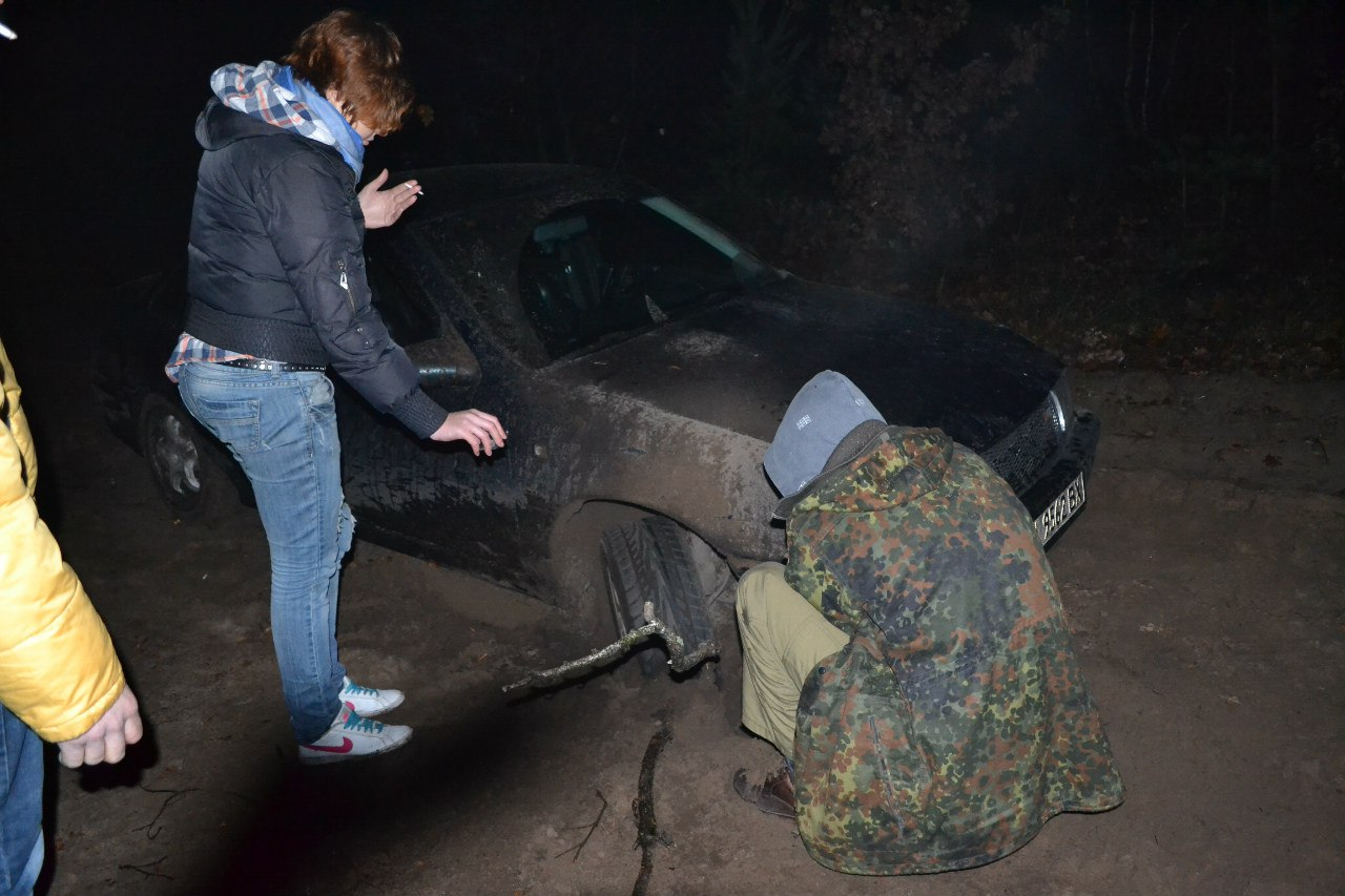 23-24.11.15 г. Ночь в лесу. Елена Руденко ( 57 фото) YMB0nqrnVpM