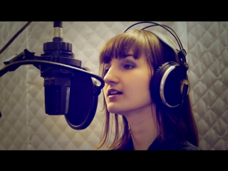 Запись вокала До и после обработки