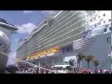Oasis of the Seas (Оазис морей) - Самый большой круизный лайнер в мире!