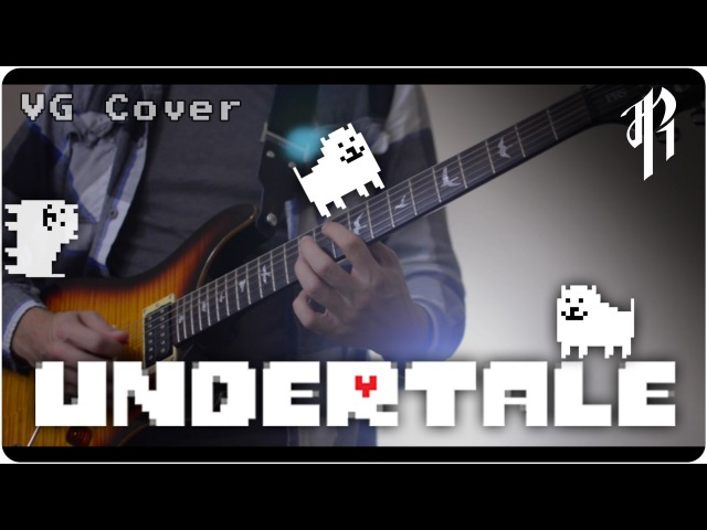 Undertale: Hopes and Dreams / Save the World - Metal Cover || RichaadEB
