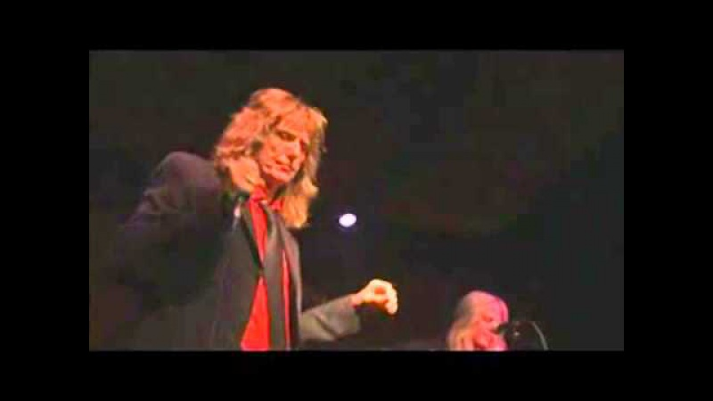 David Coverdale - Here I Go Again (acoustic version)