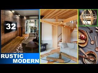Сельский Стиль - 32 Гениальные Идеи для Вашего Дома