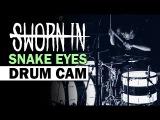 Sworn In Drum Cam - Snake Eyes (LIVE)