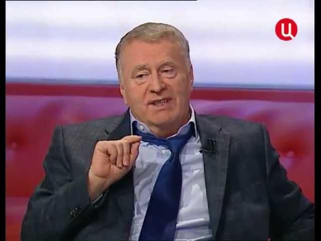 В.В. Жириновский vs В.В. Путин Дебаты 2012