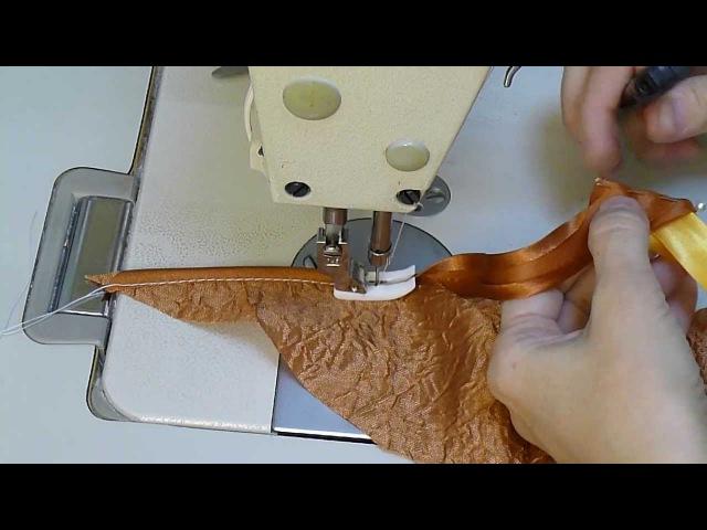 Как соединить косую бейку