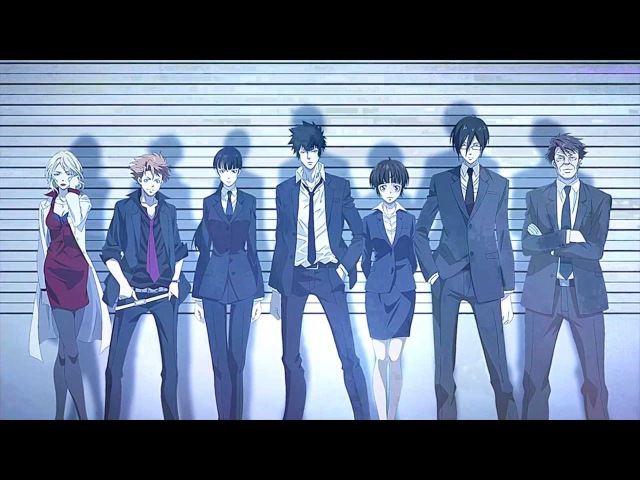 Psycho-pass ED 1 - Monster without a name (Creditless)