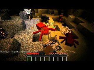 Minecraft Deathly Trails 2 - #12 - Подземелье