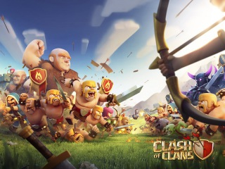 Clash of Clans (Android) Неожиданно)))