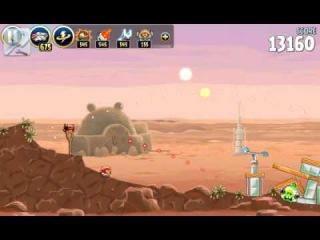 Обзор+взлом Angry Birds star wars