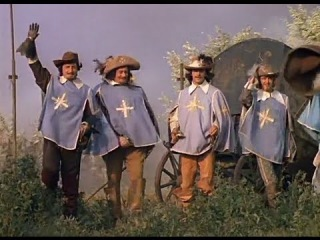 «Д'Артаньян и три мушкетёра», 3-я серия