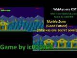 Whiskas.exe OST Marble zone (Good Future) Secret stage Whiskas.exe