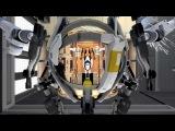 Portal 2 Co-op - #1 - Что? Где? Как?