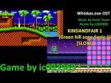 Whiskas.exe OST KINDANDFAIR 1  Sonic the hedgehog - Green hill zone