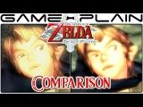 Zelda: Twilight Princess HD Head-to-Head Comparison - Features Trailer (Wii U vs. Wii, GameCube)